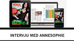 Ayurveda intervju AnneSophie Sjöblom