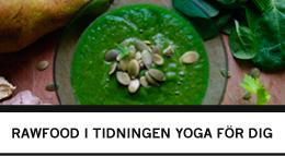 Rawfoodrecept Yoga för dig