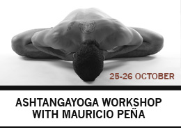 Helgworkshop i Ashtangayoga
