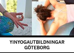 Yinyoga lärarutbildning Göteborg