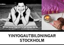 Yinyoga lärarutbildning Stockholm